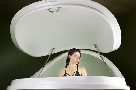 One or Three 60-Minute Flotation Therapy Sessions at Immerse Spa (Up to 38% Off).