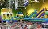 Jumpin' Jamboree - Doral: Kids' Bounce Visit for Two or Four or Party for Eight Children at Jumpin' Jamboree (Up to 55% Off)