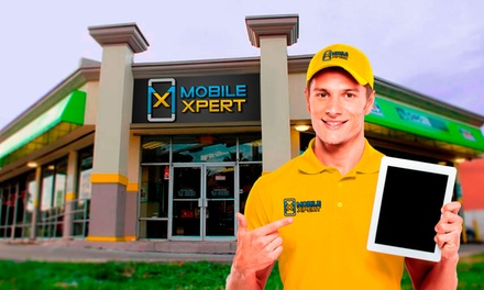 Screen Repair for iPhone or iPad at Mobile Xpert (Up to 62% Off). 16 Options Available.