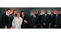 The Four Tops and The Temptations Tickets, 21 - 27 October, Multiple Locations (Up to 26% Off)