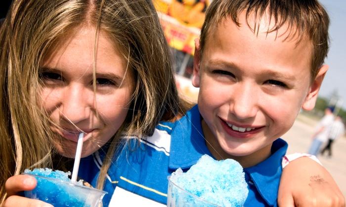 Boulder Snowie - Denver: $7 for $12 Worth of Shaved Ice — Boulder Snowie