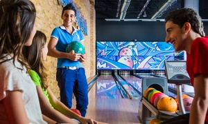 Yalla Bowling: Game of Bowling for One or Two at Yalla Bowling (Up to 58% Off)
