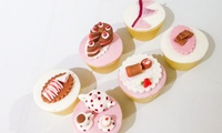 £24 for a Cupcake Decorating Course from Twinkle Little Tarr