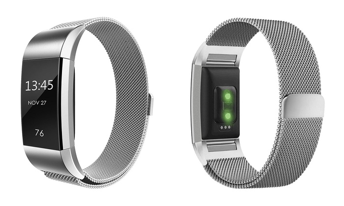 Up To 88% Off on Milanese Loop Mesh Replacement | Groupon Goods