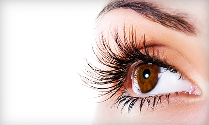 Club Lash Spa - Spring Valley: Lashion Ultra or DIVA Eyelashes with Optional Semi-Permanent Mascara on Lower Lashes at Club Lash Spa (Up to 58% Off)