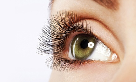 Full Set of Eyelash Extensions: Classic $49 or Volume $59 at D'S Lashes Up to $155 Value
