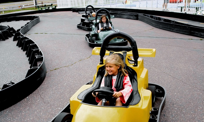 Adventure Landing - Sterling: $10 for Entry and a Three-Attraction Pass for One at Adventure Landing ($16.99 Value)