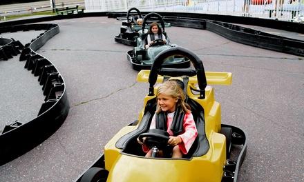 Fun Park Attractions Adventure Landing Groupon