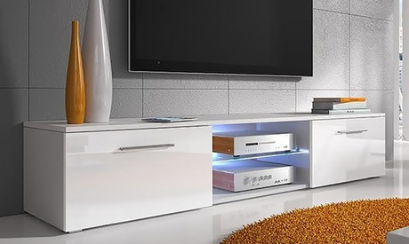 Muebles TV con o sin LED en diferentes modelos Oferta en Groupon