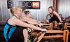 Studio ME - Minneapolis: 5, 10, or 20 Indoor Rowing, TRX, Kettlebell, or Yoga Classes at Studio ME (Up to 63% Off)