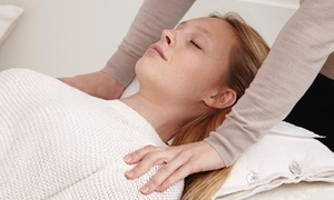 Qi Wellness: Consultation with Acupressure Massageat Qi Wellness (Up to 60% Off)