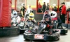 Professional Indoor Go-Karting