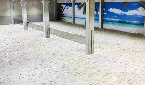 Sports Beach: Location d'un terrain sur sable pour 2 pers ou organisation d'anniversaire pour 10 enfants dès 9,90 €chez Sports Beach