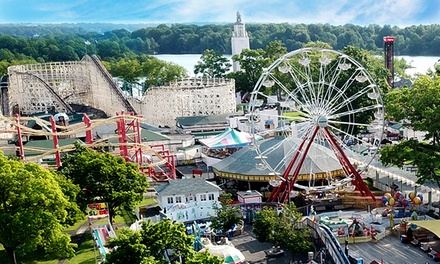Admission to Playland Park (Up to 33% Off)