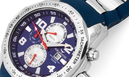 Aquaswiss Trax II Armbanduhr in Farbe nach Wahl inkl. Versand (Koln)