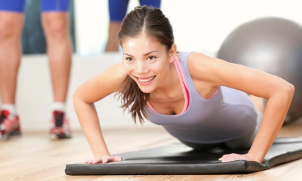 10 or 20 Fitness Classes at MYM Fitness (Up to 72% Off)