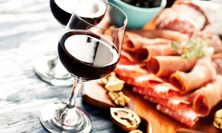 2 Std. Weinseminar für Zwei oder Vier inkl. Antipasti im Ristorante & Enoteca Gallo Nero (bis zu 57% sparen*)