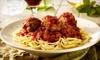 Spaghetti Warehouse - Corporate - Dayton: $12 for $20 Worth of Italian Cuisine at Spaghetti Warehouse