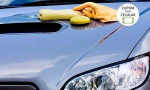 Stop Lave: Stop Lave – Joinville: lavação completa e cera e opções de limpeza do motor, dos bancos, dos vidros e mais