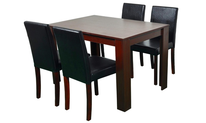 Dining Table With Four Or Six Chairs