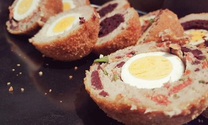 Selection of Takeaway Sausage Rolls, Pork Pies, Cornish Pasties and Scotch Eggs at The York Pie Company (Up to 40% Off*)