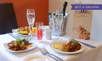 Two-Course Indian Meal with a Glass of Prosecco for Two or Four at The Ballroom (Up to 60% Off)