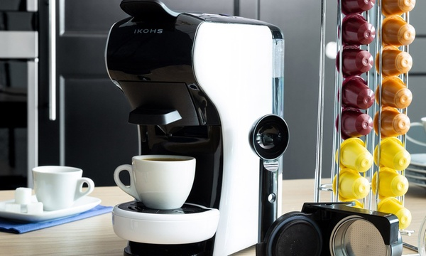 Cafetera multicápsulas Ikohs