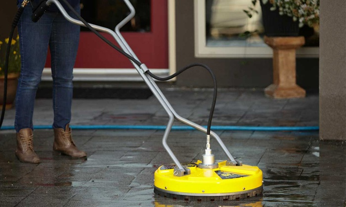 St Petersburg Pressure Washing - Tampa Bay Area: Sidewalk or Concrete Pressure Washing from St Petersburg Pressure Washing (64% Off)
