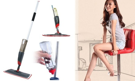 $21.90 for a Microfibre Flat Spray Mop (worth $65.90)
