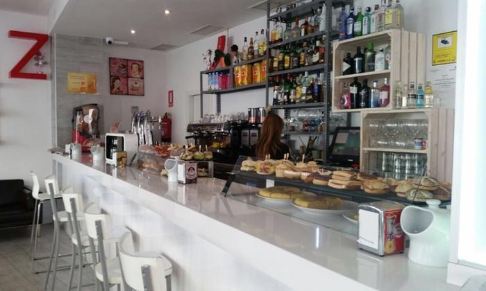 Noma Food & Bar - Noma Food & Bar: Barra libre de pintxos para 2 o 4 personas con bebida desde 18 € en Noma Food & Bar