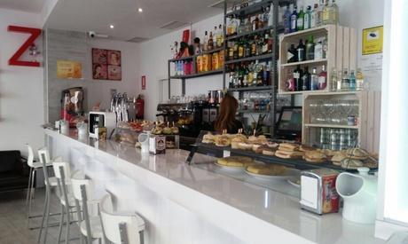 Barra libre de pintxos para 2 o 4 personas con bebida desde 18 € en Noma Food & Bar