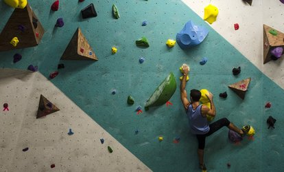 image for All Day Bouldering Pass for One, Two, or Four at New Orleans Boulder Lounge (Up to 44% Off)