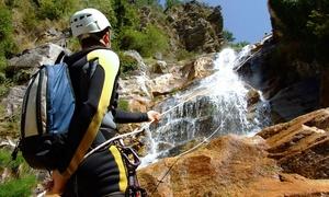 Andara Ocio y Aventura: Barranquismo para 1, 2 o 4 con opción a espeleología en el P.N Serranía de Cuenca desde 19,95€ en Andara Ocio y Aventura