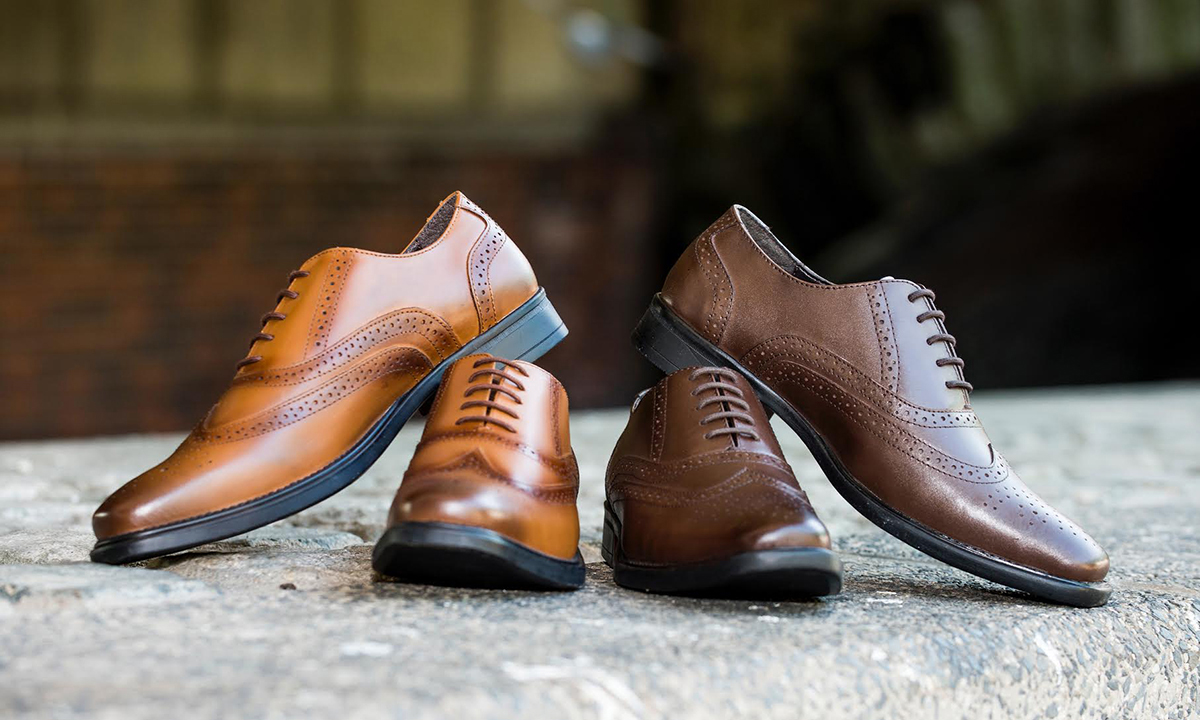 Redfoot Men's Leather Brogues From £19.99