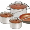 NuWave Nonstick Aluminum Cookware Set (7-Piece)