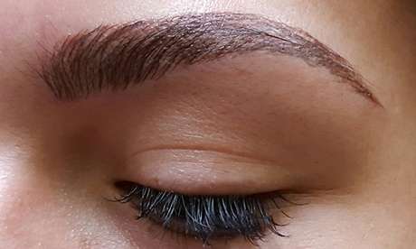 $275 for Microblading Session for Both Eyebrows at Indelible Beauty ($475 Value) 39c85519-b76a-4a98-85ab-3ebc950e41b2