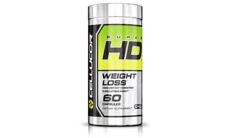 Super HD60 Weight-Loss Supplements (60-Count)