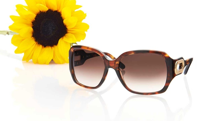 Chloé: $99.99 for Chloé Women's Paraty Designer Sunglasses ($355 List Price). Free Shipping and Returns.