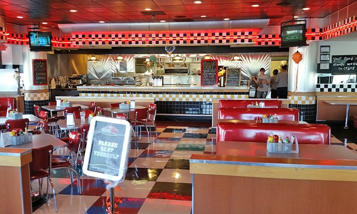 Mustang Sally's Diner - Gibson Springs: $15 for Two Groupons, Each Good for $15 Worth of Diner Fare for Two at Mustang Sally's Diner ($30 Value)