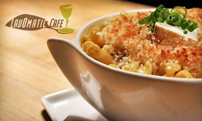 Lavomatic Cafe - Over-The Rhine: $20 for $40 Worth of Urban Comfort Fare and Drinks at Lavomatic Cafe