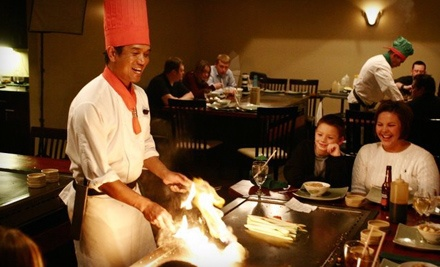 Ariake Japanese Steakhouse: $25 Groupon for Sushi or Thai Plus Drinks (Lunch or Dinner) - Ariake Japanese Steakhouse in St. Peters