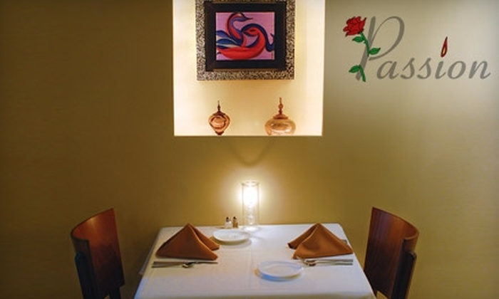 Passion the Restaurant - Greenbrier East: $25 for $50 Worth of Fine Dining and Fine Drinks at Passion the Restaurant