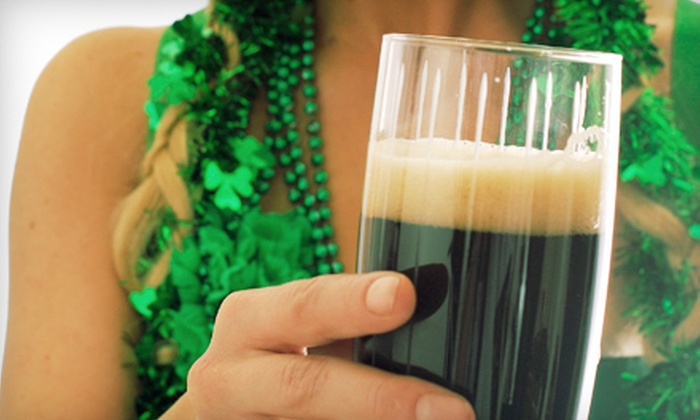 St. Patrick's Day Party - House of Blues Chicago: One St. Patrick's Day Party Package at House of Blues Chicago on March 17 at 9 a.m. (Up to $63 Value)