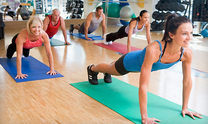 Steuben Athletic Club - Downtown: $32 for One Month of Unlimited Gym and Class Access, Plus Waived Enrollment Fee, at Steuben Athletic Club ($140 Value)