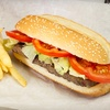 53% Off Burger Meal for Two at Char-Grill