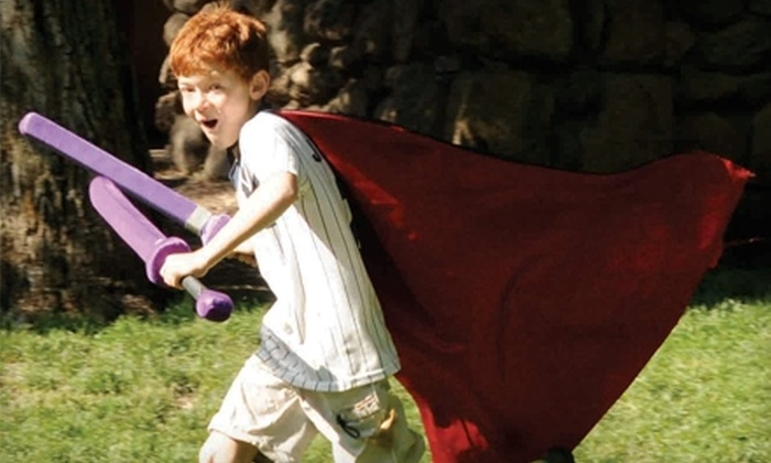 Renaissance Adventures - Multiple Locations: $49 for $150 Toward Any Summer Quest Program at Renaissance Adventures in Boulder and Engelwood