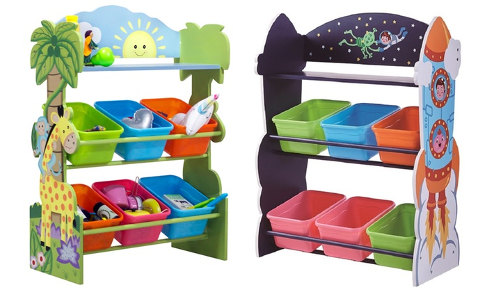 4bd6dade9095 Up To 17% Off Fantasy Fields Toy Organiser | Groupon