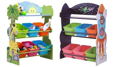 Fantasy Fields Toy Organiser