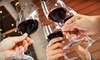 Wine Walk, The Red Affair - Enterprise: $50 for Two Tickets to Wine Walk, The Red Affair ($100 Value)