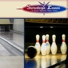 Half Off Bowling and Pool
